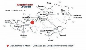 Appartements Ferienwohnung Schischule preiswert pauschal Katharina Haus günstig Sommer Card