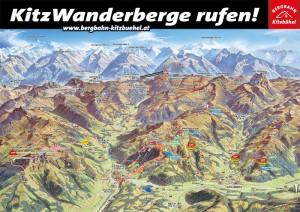 Zimmer Österreich Appartements Westendorf Ferienwohnung Wandern Urlaub billig Tirol Tourismus Sommer Card