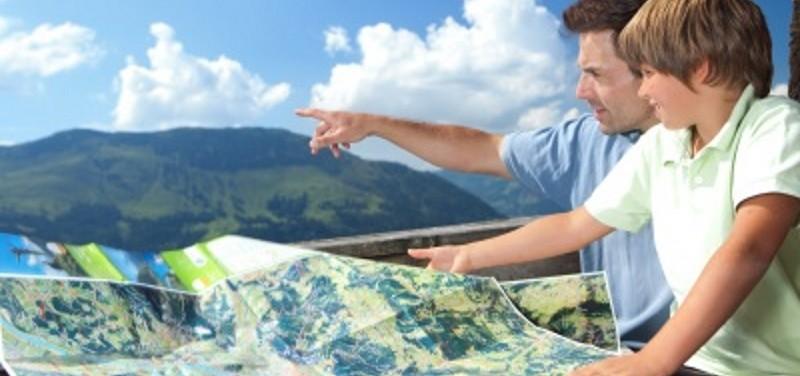 Golf pauschale Ferienwohnung Alpinolino Westendorf golfpakete brixental Appartements Ferienwohnungen Wanderpass