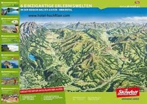 Ferienwohnung Westendorf pauschal Skischule Snowboarden Österreich Zimmer Appartement Ferienwohnung Brixental Wanderpass
